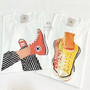 Tshirt tênis