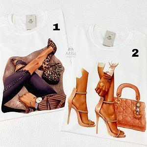 Tshirt Shoes style