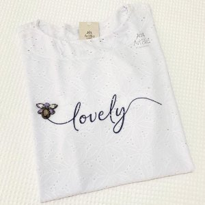 Tshirt Lovely Laise