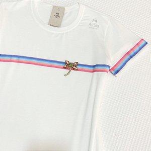 Tshirt Libélula listras
