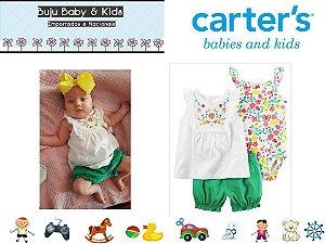 b9b1fff75 Conjunto Carter's Polo com Calça - Buju Baby & Kids
