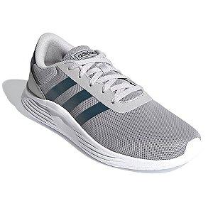 Tenis Adidas Lite Racer 2.0 Cinza Masculino