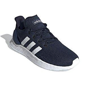 Tenis Adidas Questar Flow Nxt Azul Marinho Masculino