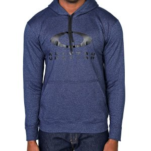 Moletom Oakley Trn Logo Pullover Azul Escuro Masculino