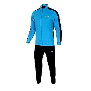 Agasalho Adidas Mts Basics Azul Masculino