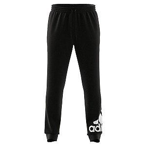 Calça Adidas Essentials Logo Preto Masculino
