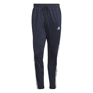 Calça Adidas Essentials 3s Legend Azul Marinho Masculino