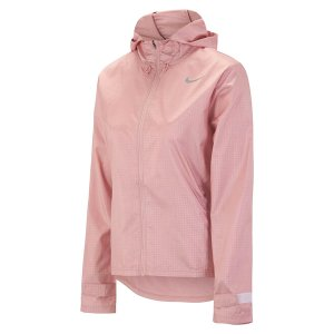 Jaqueta Corta Vento Nike Essential 21 Rosa Feminino