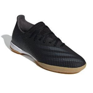 Chuteira Futsal Adidas X Ghosted.3 Preto Masculino