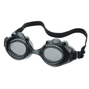 Óculos Natação Speedo Fun Club Tubarao Preto