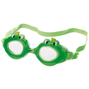Óculos Natação Speedo Fun Club Sapo Verde