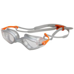 Óculos Natação Speedo Zoom Cinza