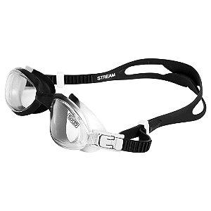 Óculos Natação Speedo Stream Preto