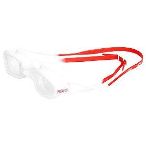 Óculos Natação Speedo Neon Plus Branco