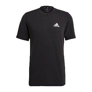 Camiseta Adidas D2m Feelready Preto Masculino
