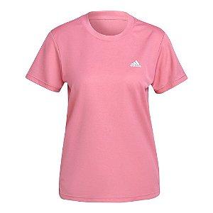 Camiseta Adidas Sport Rosa Feminino