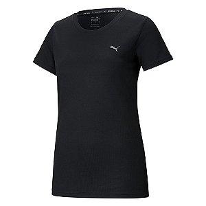 Camiseta Puma Performance Preto Feminino