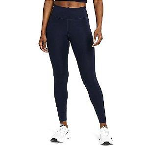 Calça Legging Nike One Mr Tight 2.0 Azul Marinho Feminino