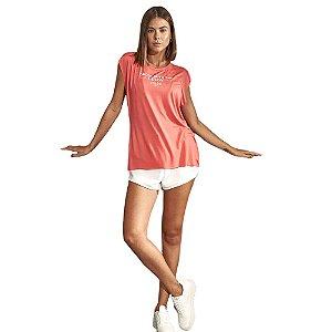 Blusa Colcci Rosa Maracaipe Feminino