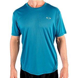 Camiseta Oakley Mod Daily Sport 2.0 Azul Astral Masculino