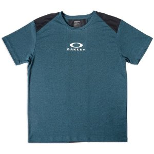 Camiseta Oakley Mod Dynamic Breathe II Azul Astral Masculino