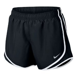 Shorts Nike Tempo Preto Feminino