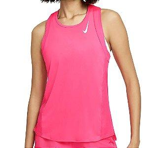 Regata Nike Dry Race Singlet Rosa Feminino