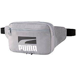 Pochete Puma Plus Waist II OSFA Cinza Claro