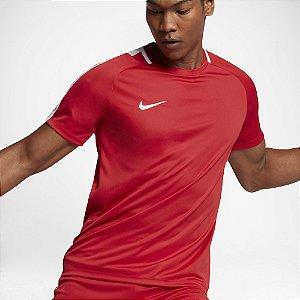 Camiseta Nike Dry Acdmy Top SS Vermelha