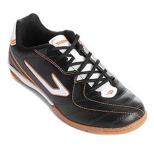 0a7b8fd0dd Tênis Salão Topper Boleiro Amarelo Neon Marinho - 10K Sports
