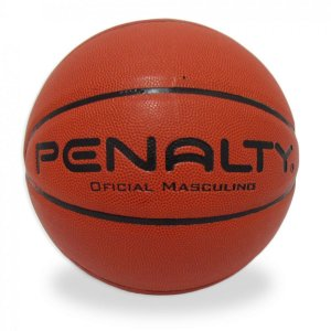 Bola de Basquete Penalty 7.5 ED VII Laranja/Preto