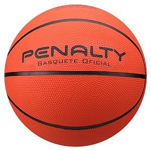Bola de Basquete Penalty Playoff Vi Laranja/Preto