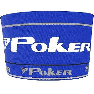 Faixa De Capitão Poker Azul