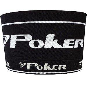 Faixa De Capitão Poker Preto