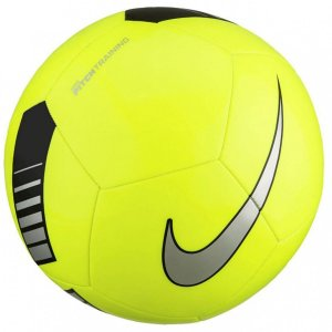 Bola Campo Nike Pitch Train Amarela 821a1a487e60b
