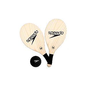Kit Frescobol Speedo Racket (2 raquete + bolinha)