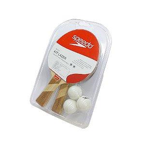 Kit Tenis de Mesa Speedo Lazer