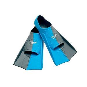 Pé de Pato Speedo Trainning Fin Dual Azul