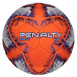 Bola Campo Penalty S11 R5 IX Branco Laranja Roxo 022ea610c5e2e