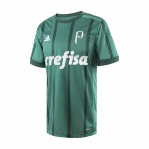 Camisa Adidas Palmeiras 2018 Verde d45f9e896e0d8