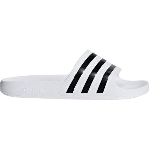 Chinelo Adidas Adilette Aqua Branco/Preto