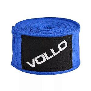 Bandagem Elastica Vollo 3m Azul