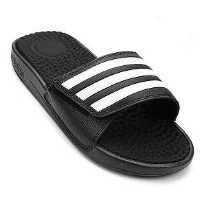 Chinelo Adidas Adissage Tnd Preto / Branco