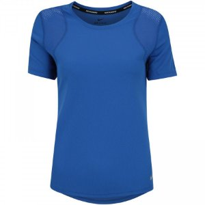 Camiseta Nike Run Top Ss Azul