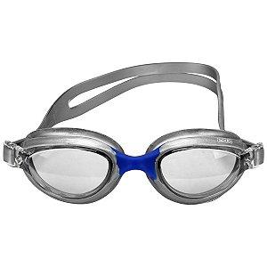 Óculos Natação Speedo Slide Cinza