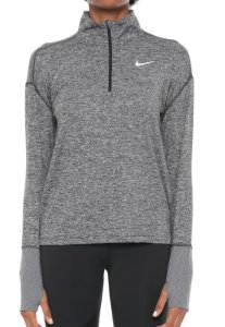 Blusão Nike Element Top Hz Cinza