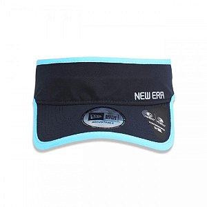 Viseira New Era Branded Preta/Azul