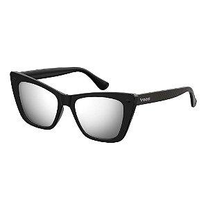 Óculos Havaianas Canoa Preto/Prata