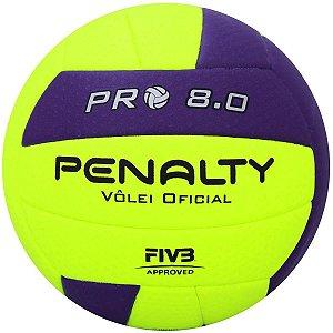 Bola De Volei Penalty 8.0 Pro Ix