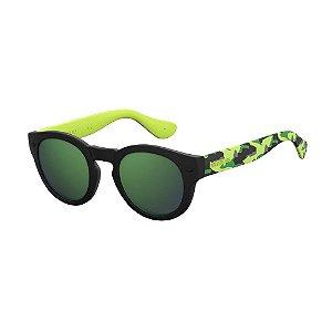Óculos Havaianas Trancoso M Preto/Vd Camuflado